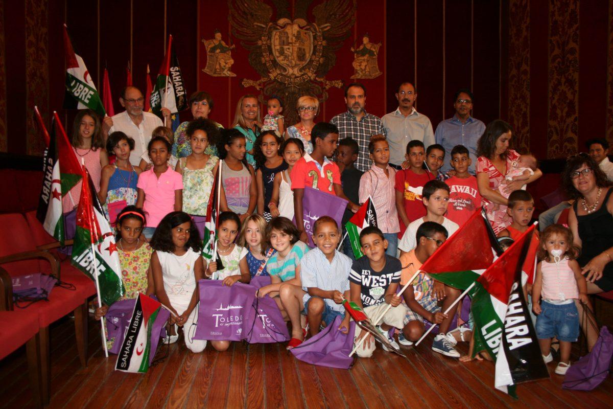 El Ayuntamiento de Toledo suscribe el acuerdo de colaboración con la Asociación de Amigos del Pueblo Saharaui