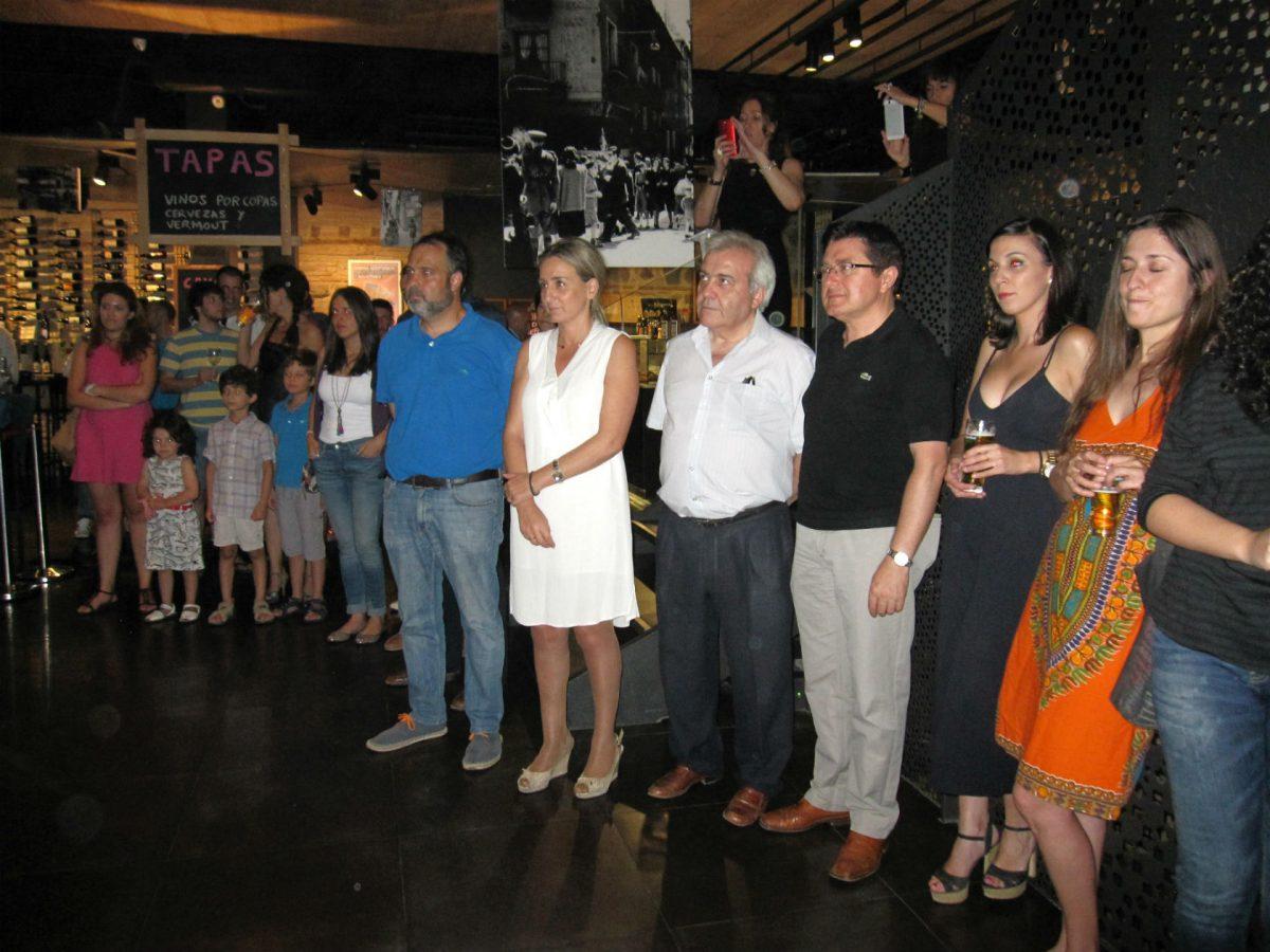 Tolón pide al sector hostelero y turístico su apoyo para lograr la capitalidad gastronómica española para Toledo