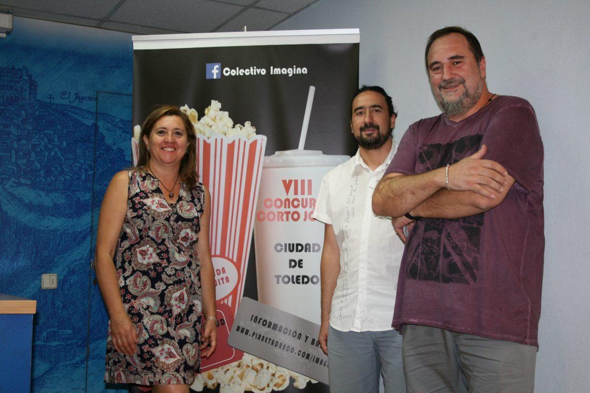 El Gobierno municipal anima a los jóvenes creativos de Toledo a participar en el 'VIII Concurso Corto-Joven Ciudad de Toledo'