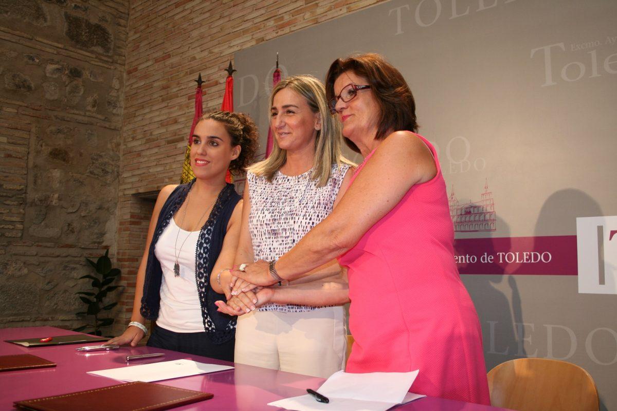 El Ayuntamiento de Toledo y la Cámara de Comercio promoverán la cualificación y el empleo para más de 600 jóvenes