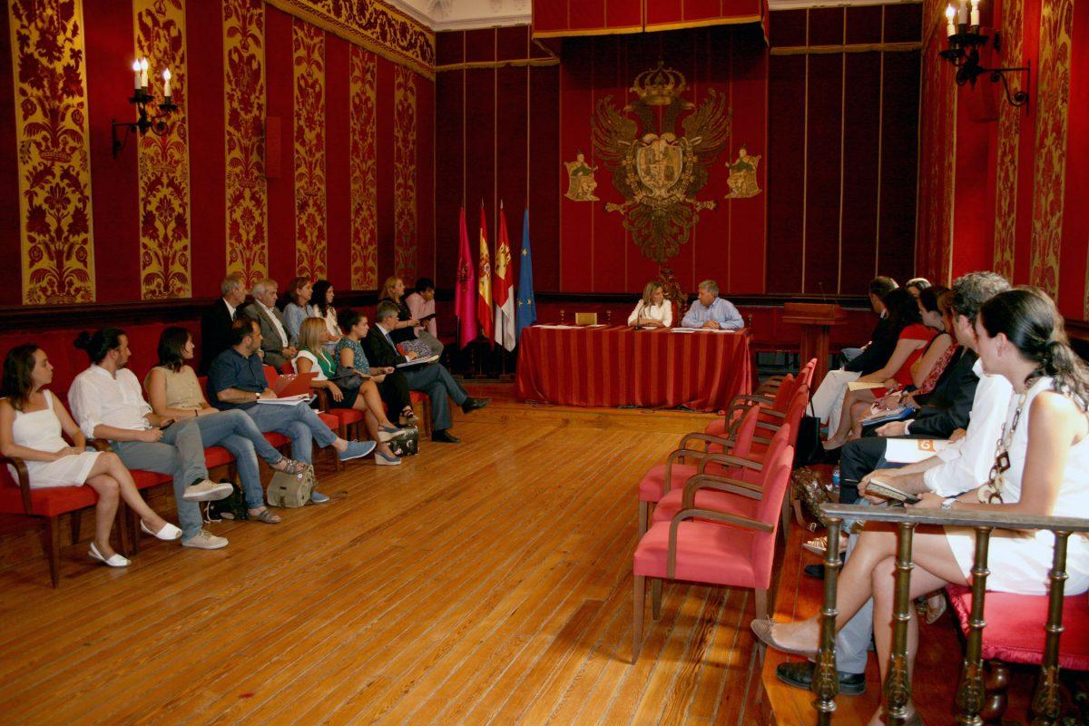 La Junta General de la EMSV acuerda por unanimidad los nombramientos del Consejo de Administración de la entidad