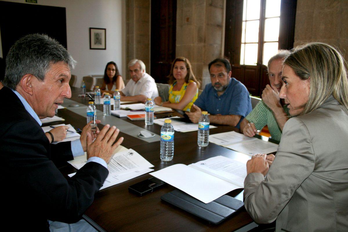 El Ayuntamiento inicia el expediente para la telegestión de los puntos de luz del Casco Histórico