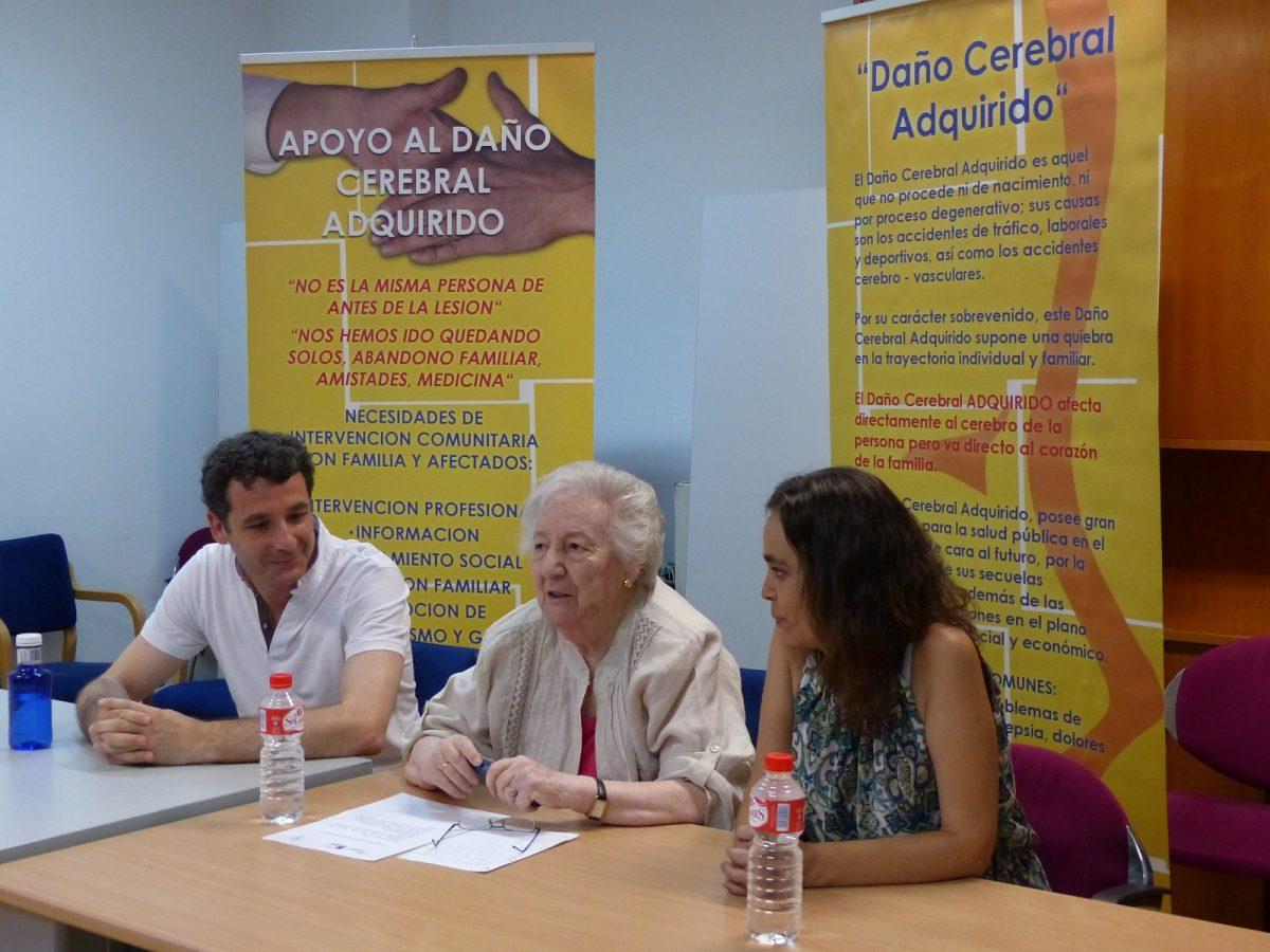 El gobierno municipal respalda el III Encuentro de Voluntarios de la Asociación de Daño Cerebral Sobrevenido de CLM