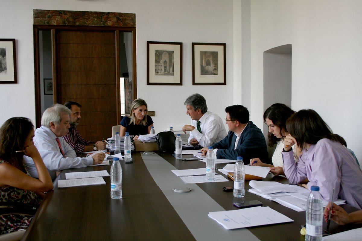 La Junta de Gobierno culmina el acuerdo para optar a la Capitalidad Gastronómica 2016
