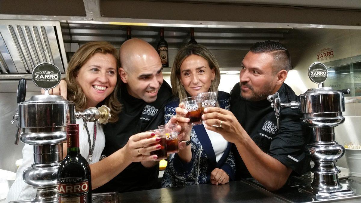Tolón pide apoyos para conseguir la Capitalidad Gastronómica en la final de 'Cocineros al Volante'