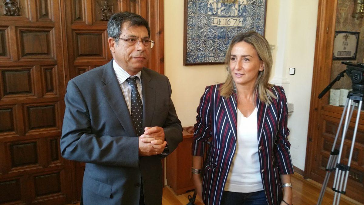 """La alcaldesa de Toledo agradece la """"voluntad de diálogo"""" de la Junta para tratar """"temas trascendentales que afectan a Toledo"""""""