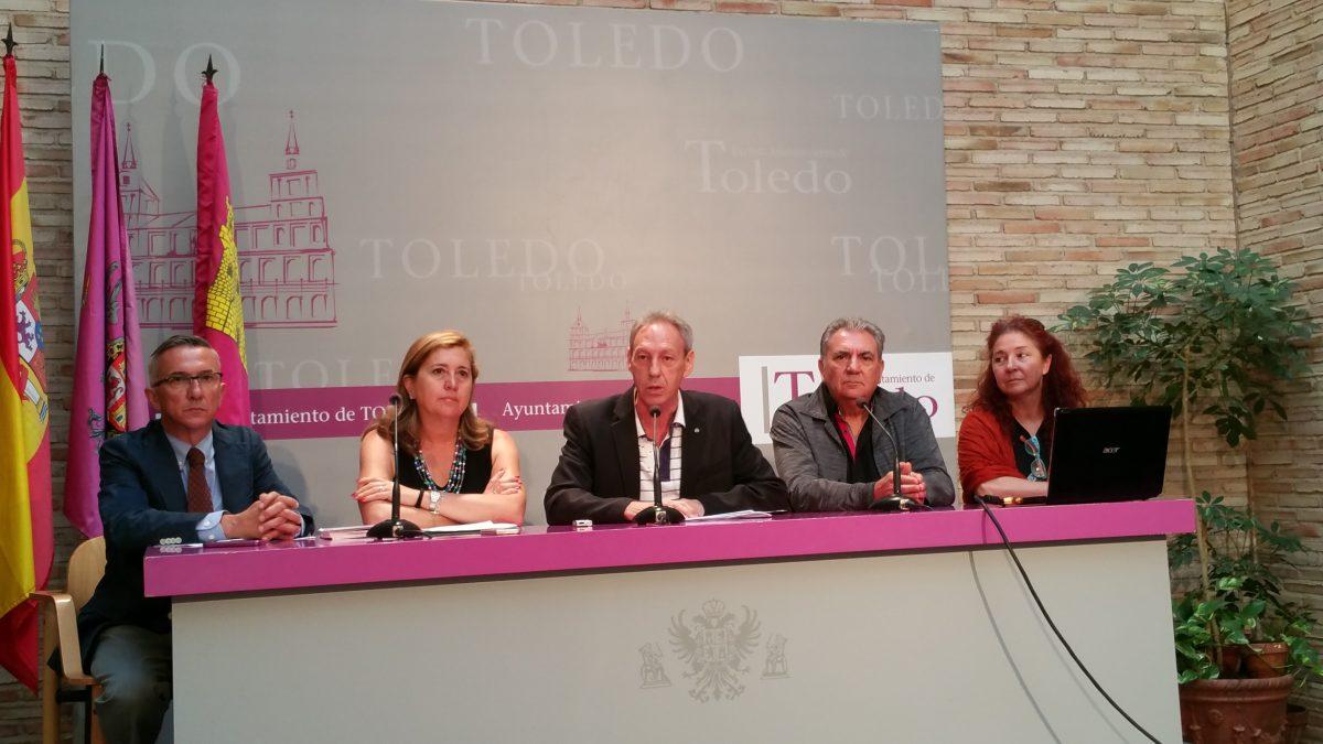 """https://www.toledo.es/wp-content/uploads/2015/09/20150903_111323-1200x675.jpg. Luz Greco Toledo 2015 pretende """"recuperar Toledo como protagonista, su esencia y la emotividad de sus espacios"""""""