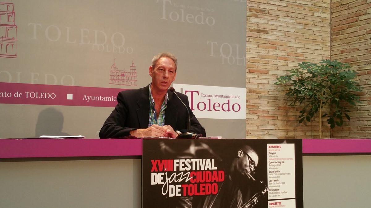 El Ayuntamiento de Toledo será uno de los escenarios en los que tendrá lugar el XVIII Festival de Jazz Ciudad de Toledo