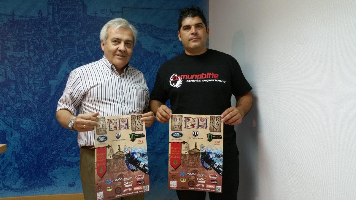 El Casco Histórico de Toledo acoge la IV edición del Toletvm Urban DH los días 11, 12 y 13 de septiembre