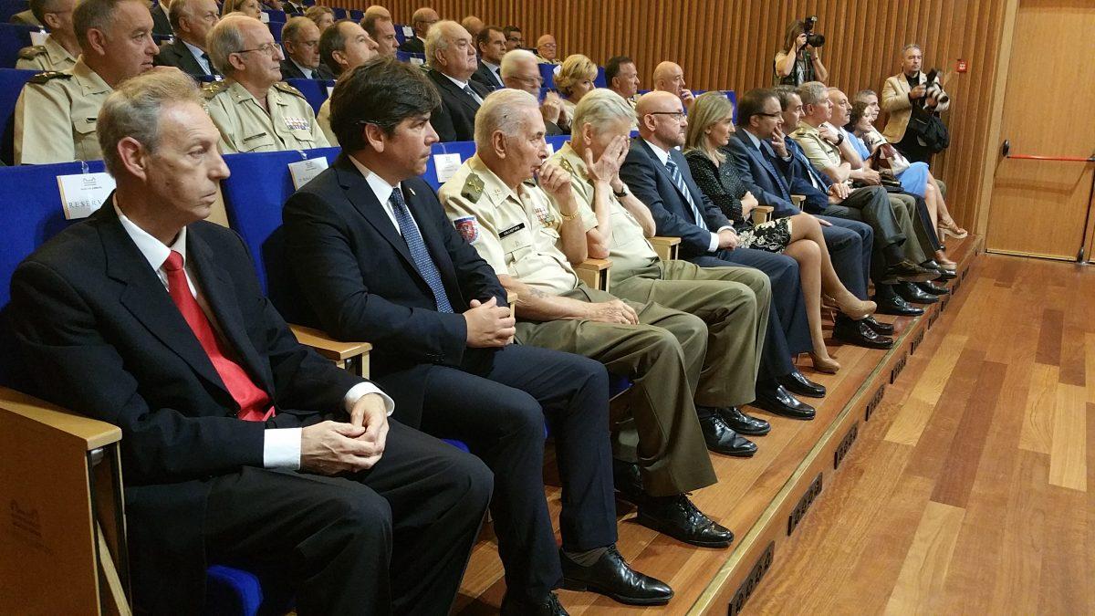 La alcaldesa asiste a la inauguración oficial de la muestra 'El Gran Capitán' en el Museo del Ejército