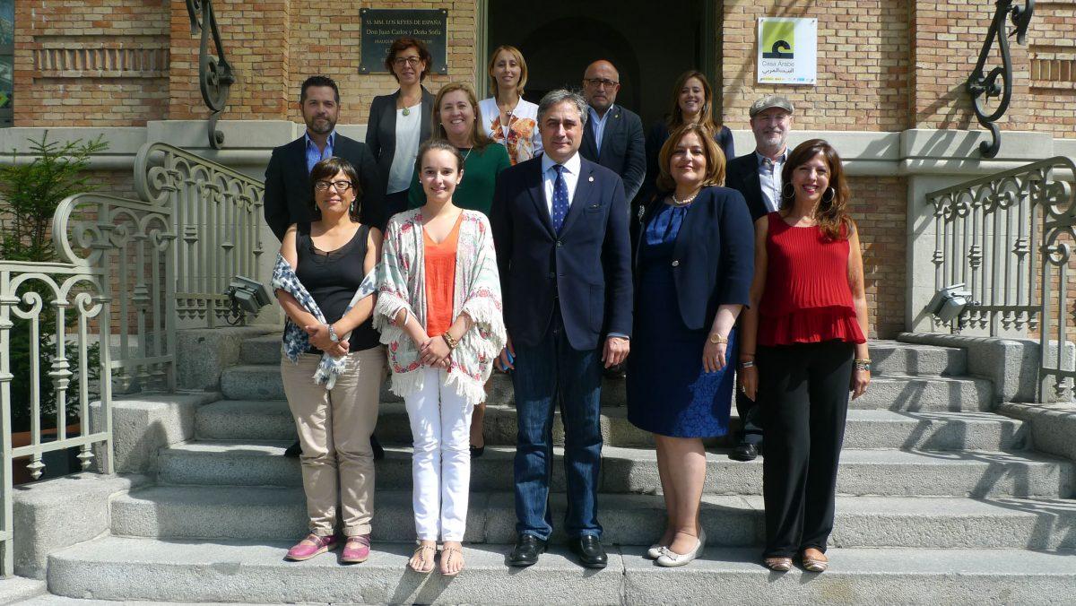 Toledo se promociona en Japón con el Grupo de Ciudades Patrimonio, que acaba de constituir su Comisión de Cultura
