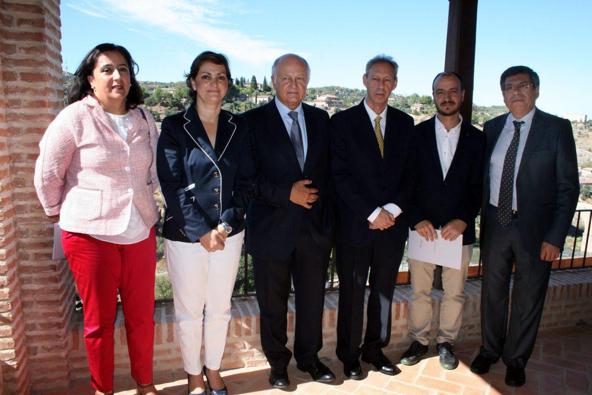 El Ayuntamiento, en la presentación de la segunda parte del Festival de Música El Greco en Toledo, que se celebra en octubre