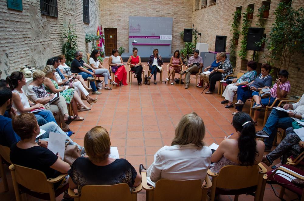 El Ayuntamiento de Toledo constituye el nuevo Consejo Local de la Mujer presidido por la alcaldesa de la ciudad