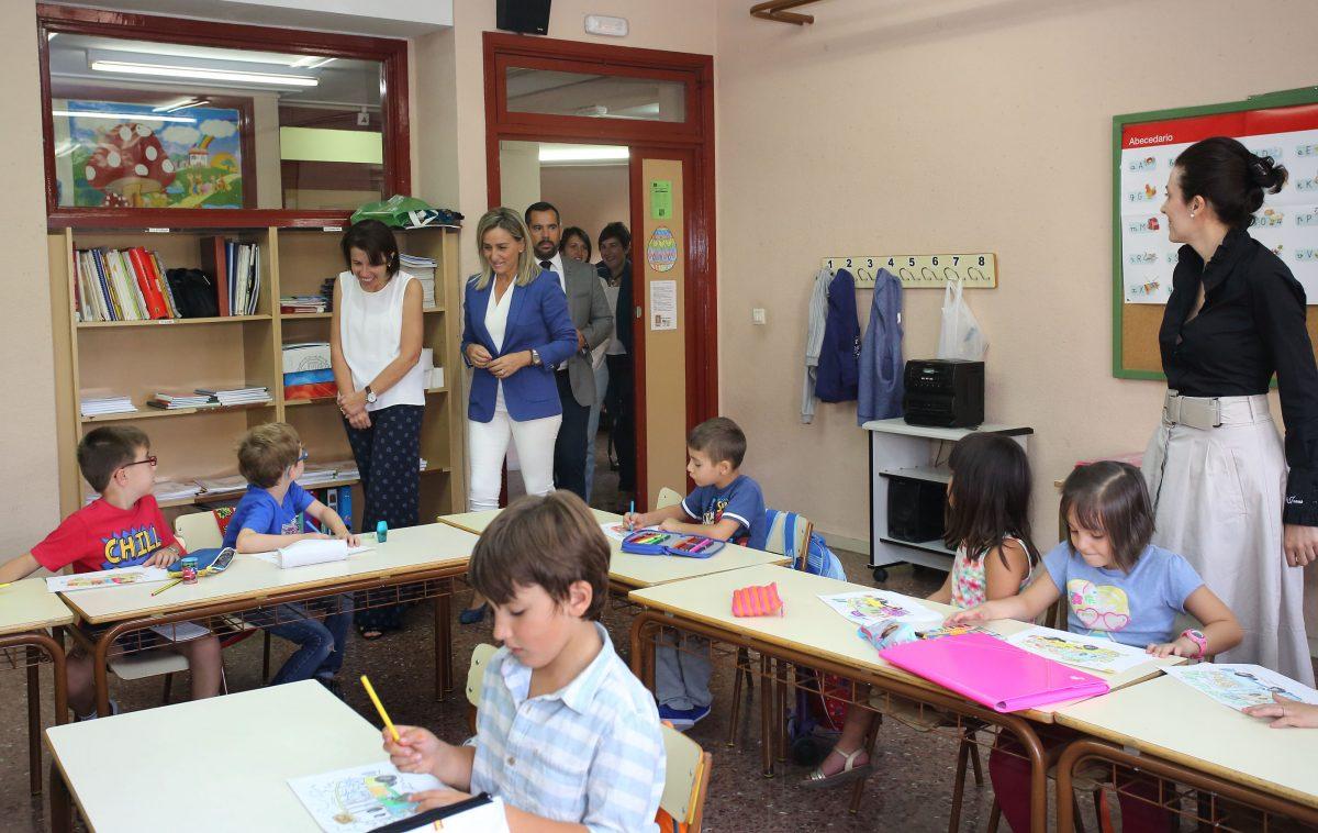 """El curso escolar 2015-2016 se inicia en Toledo """"con ilusión y esperanza por una educación de calidad para todos"""""""