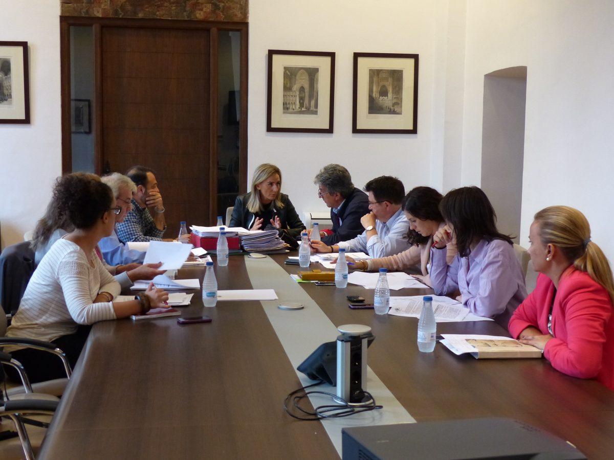 Adjudicado por 79.000 euros el contrato de telegestión de alumbrado público en zonas comerciales y turísticas del Casco