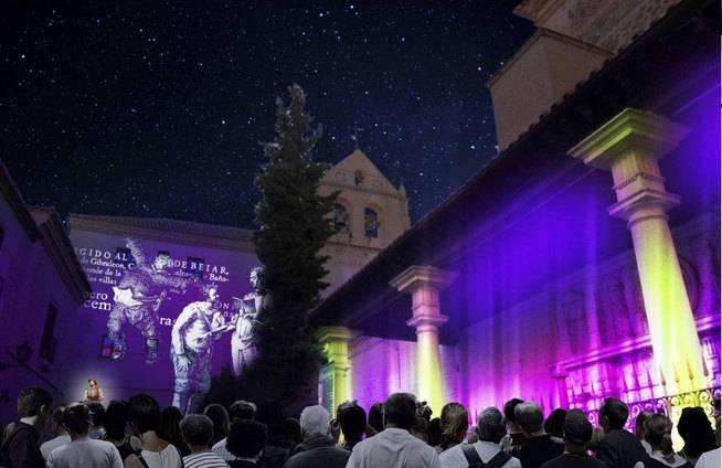 Ampliado dos pases más el espectáculo Luz Greco en Santo Domingo el Real