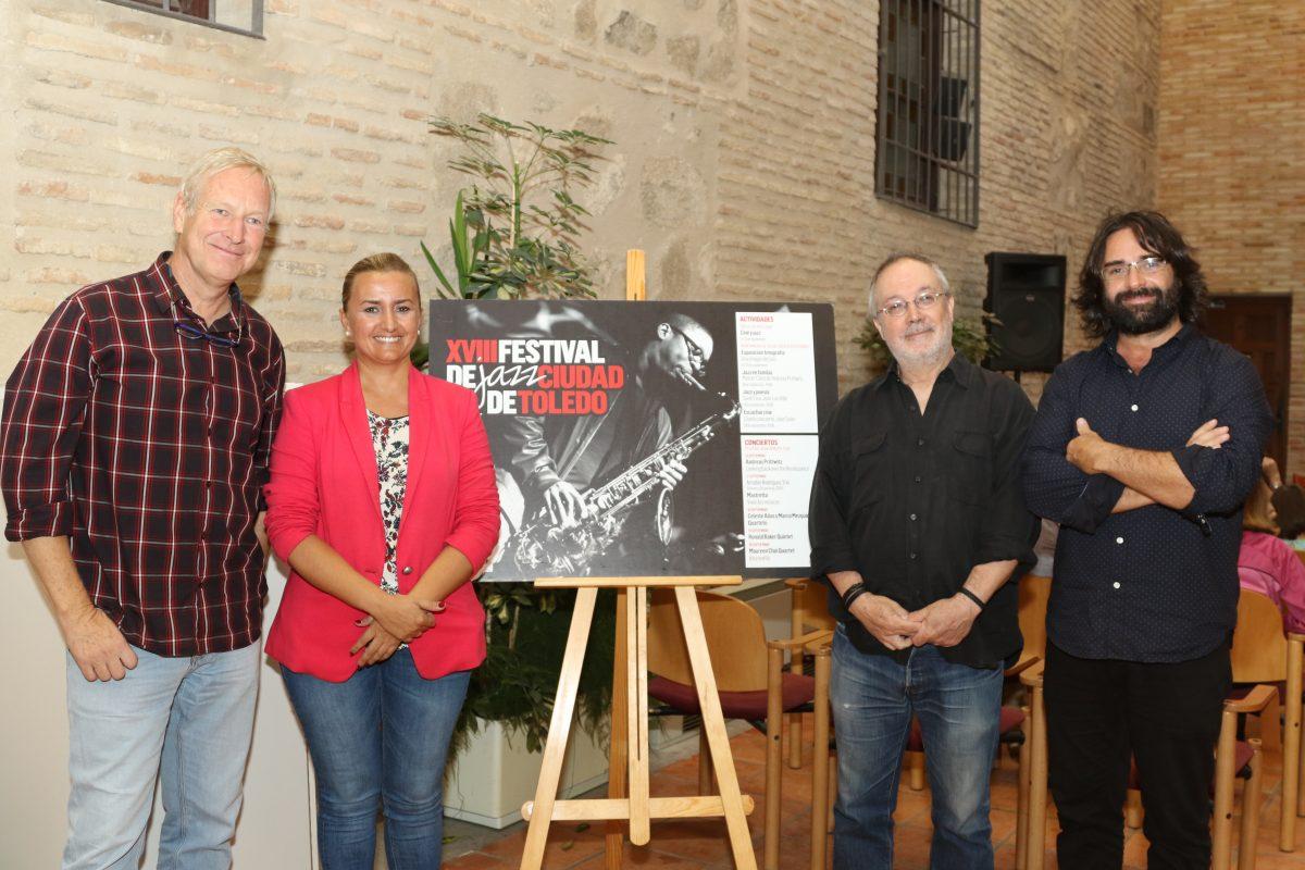 El Ayuntamiento acoge una Master Class de improvisación en familia a cargo del artista Andreas Prittwitz