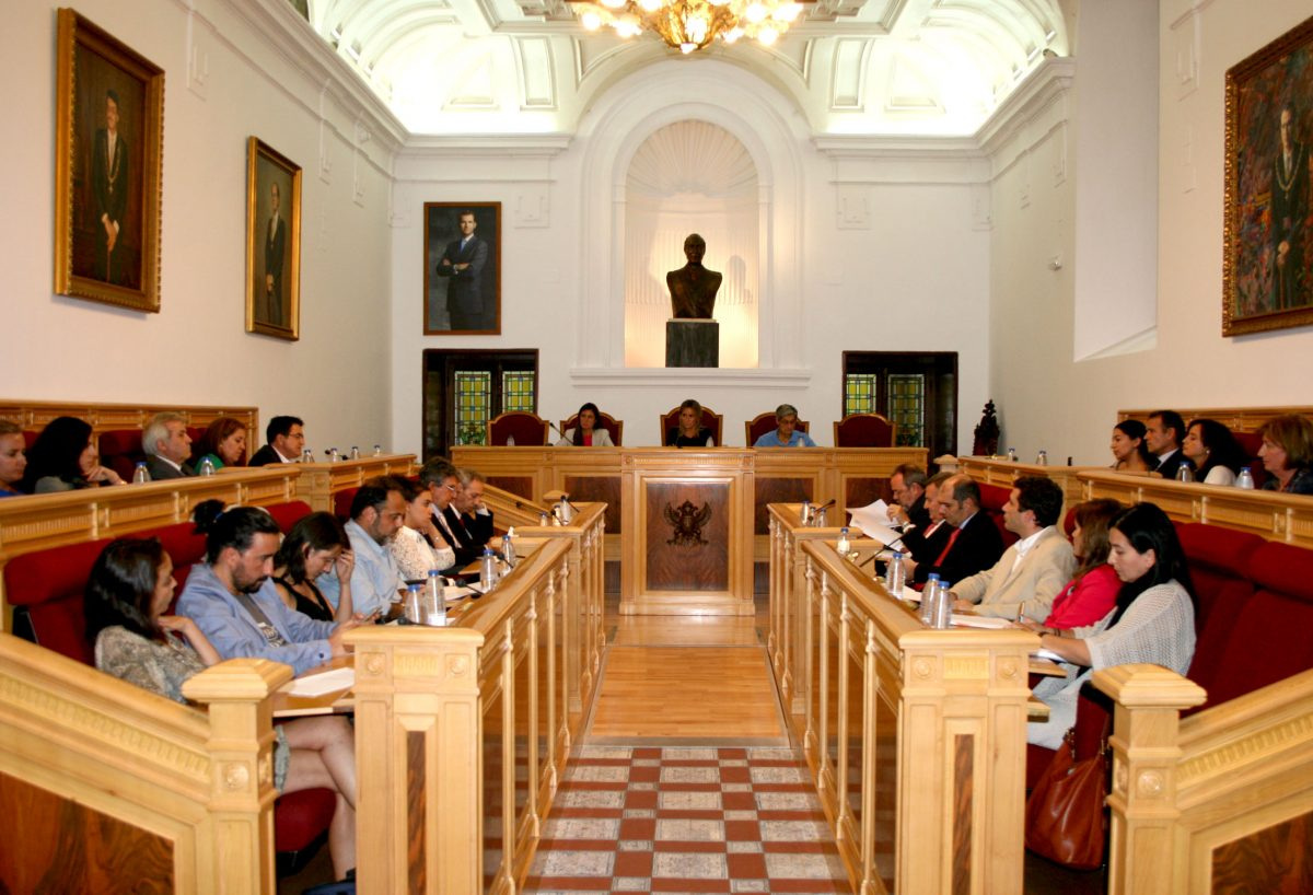 El Ayuntamiento creará el Consejo del Pacto de Toledo por el Tajo para la defensa, conservación y recuperación del río