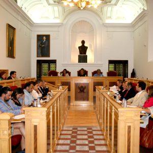 l Ayuntamiento creará el Consejo del Pacto de Toledo por el Tajo para la defensa, conservación y recuperación del río