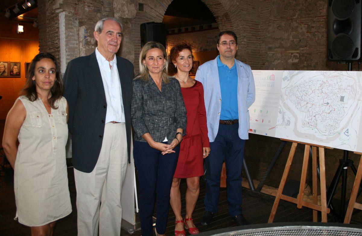 Toledo diversifica y amplía su oferta turística con dos rutas que combinan la visita patrimonial con una actividad física moderada