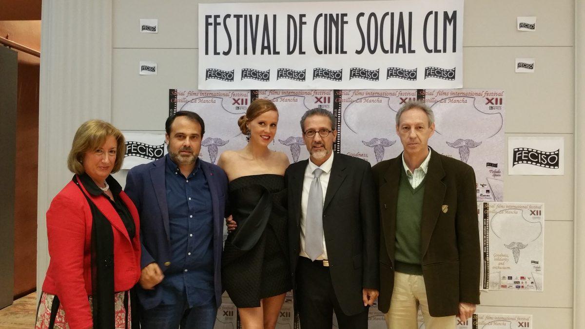"""https://www.toledo.es/wp-content/uploads/2015/10/20151025_193125-1200x675.jpg. El XII Festival Internacional de Cine Social de Castilla-La Mancha concluye con """"más público y éxito"""" que en la pasada edición"""