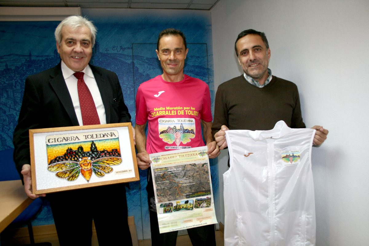 "https://www.toledo.es/wp-content/uploads/2015/10/cigarra_toledana-1200x800.jpg. La media maratón ""Cigarra Toledana"", que discurre por los Cigarrales, se suma al calendario de carreras de la ciudad"