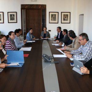 """l equipo de Gobierno destaca el """"empeño, ilusión y esfuerzo"""" de los integrantes de la Comisión Gestora del Pacto del Tajo"""