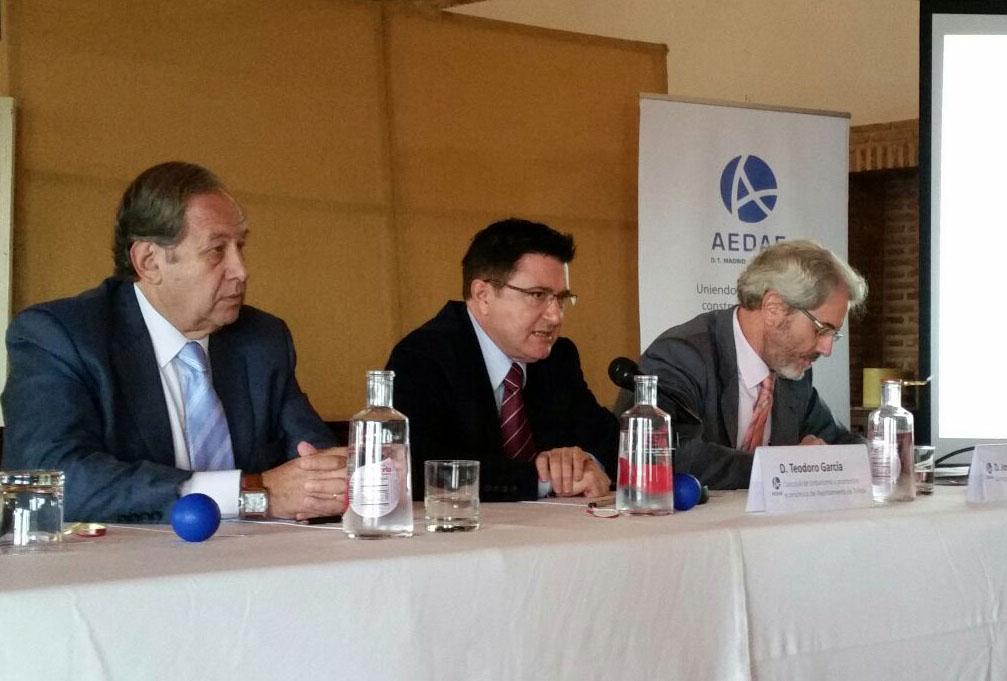 https://www.toledo.es/wp-content/uploads/2015/10/encuentro_asesores.jpg. Toledo acoge el IV Encuentro de la Asociación Española de Asesores Fiscales de la zona centro
