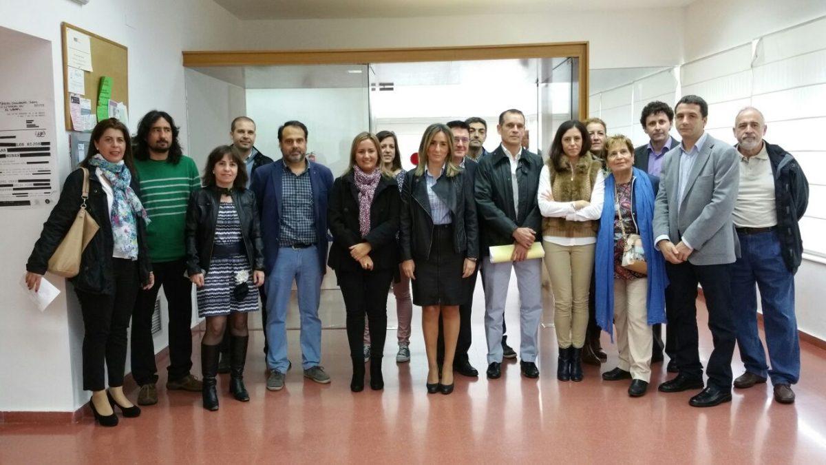 """https://www.toledo.es/wp-content/uploads/2015/10/img-20151027-wa0001-1200x675.jpg. La alcaldesa subraya el papel """"imprescindible"""" de la Concejalía de Accesibilidad para el desarrollo futuro de la ciudad"""