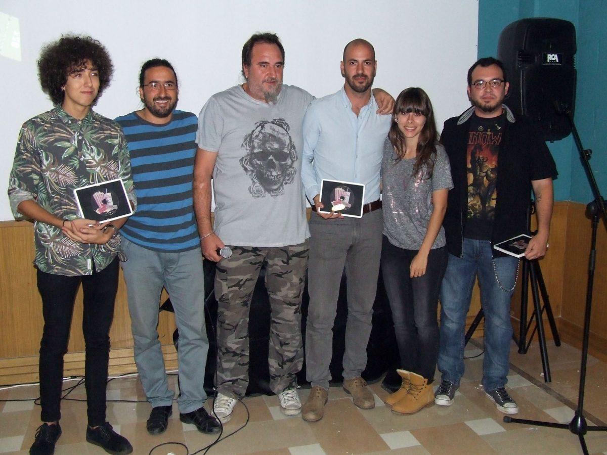https://www.toledo.es/wp-content/uploads/2015/10/premios_cortos-1200x900.jpg. El VIII Concurso de Cortometrajes celebra su clausura con la entrega de premios en las diferentes categorías