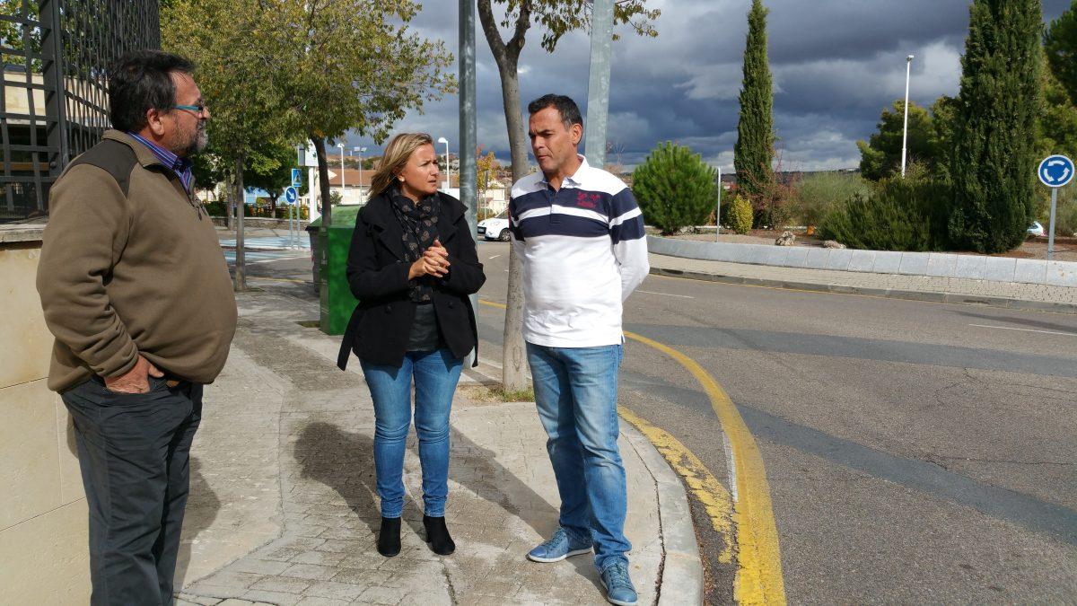 El Ayuntamiento visita La Legua para dar respuesta a las demandas de los vecinos en materia de accesibilidad