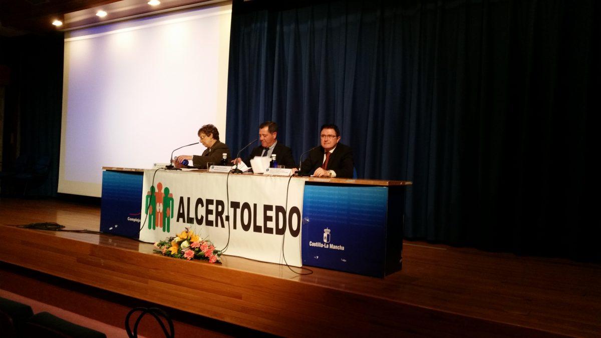 El equipo de Gobierno respalda a Alcer Toledo como ejemplo de la concienciación sobre la donación de órganos