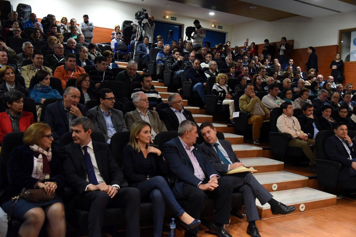 """La alcaldesa destaca la labor de UPA Toledo """"por su decidida defensa del futuro de la agricultura familiar"""""""