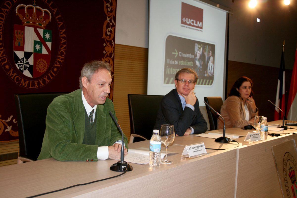 Toledo acoge el III Día del Estudiante Internacional que organiza la Universidad de Castilla-La Mancha