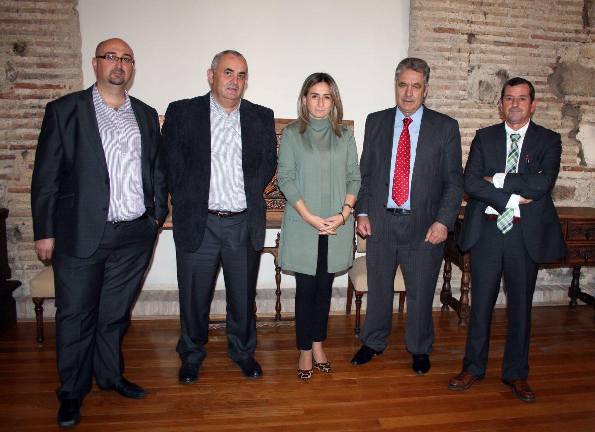 Ayuntamiento y DO La Mancha acuerdan colaborar para enriquecer los actos de la Capitalidad Gastronómica