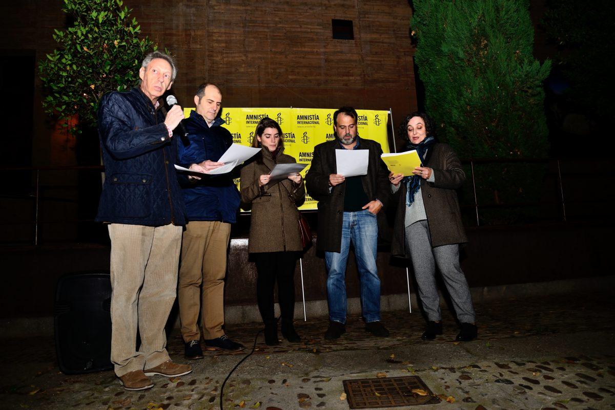 El Ayuntamiento de Toledo participa en la celebración del Día Internacional de Ciudades por la Vida y contra la pena de muerte