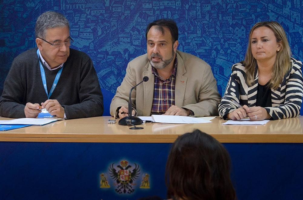 El Ayuntamiento de Toledo prevé sumarse en 2016 a la Red de Ciudades Amigas de la Infancia en España