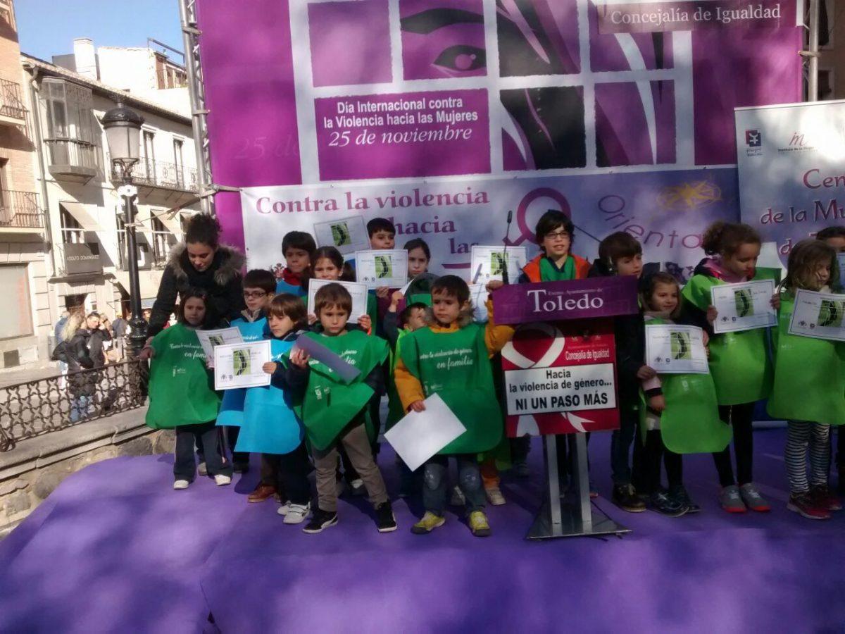 Un total de 22 familias participan en la V Gymkhana familiar contra la  violencia de género organizada por el Ayuntamiento