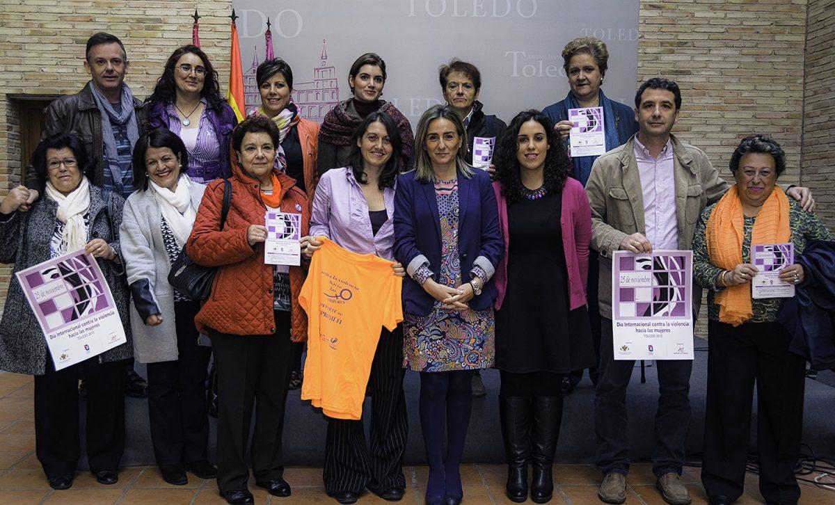 Prevenir y sensibilizar, objetivo de los actos organizados por el Ayuntamiento por el Día contra la violencia hacia las mujeres