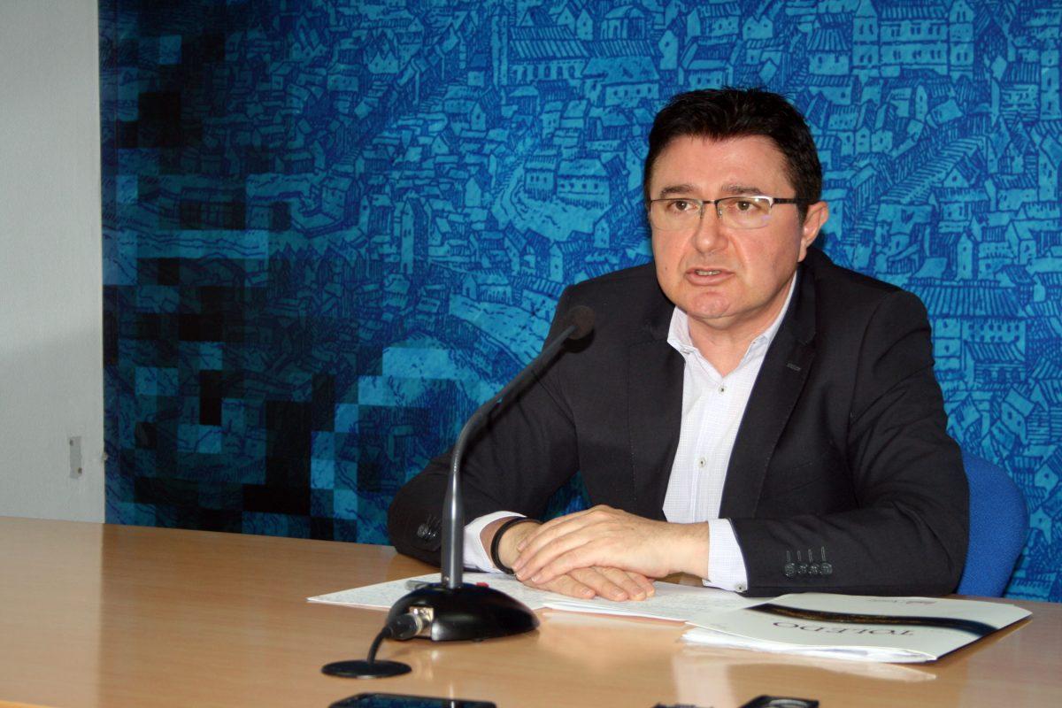 http://www.toledo.es/wp-content/uploads/2015/12/teo_garcia-1200x800.jpg. El Ayuntamiento convocará a todos los sectores sociales  para garantizar la más amplia participación posible en el POM