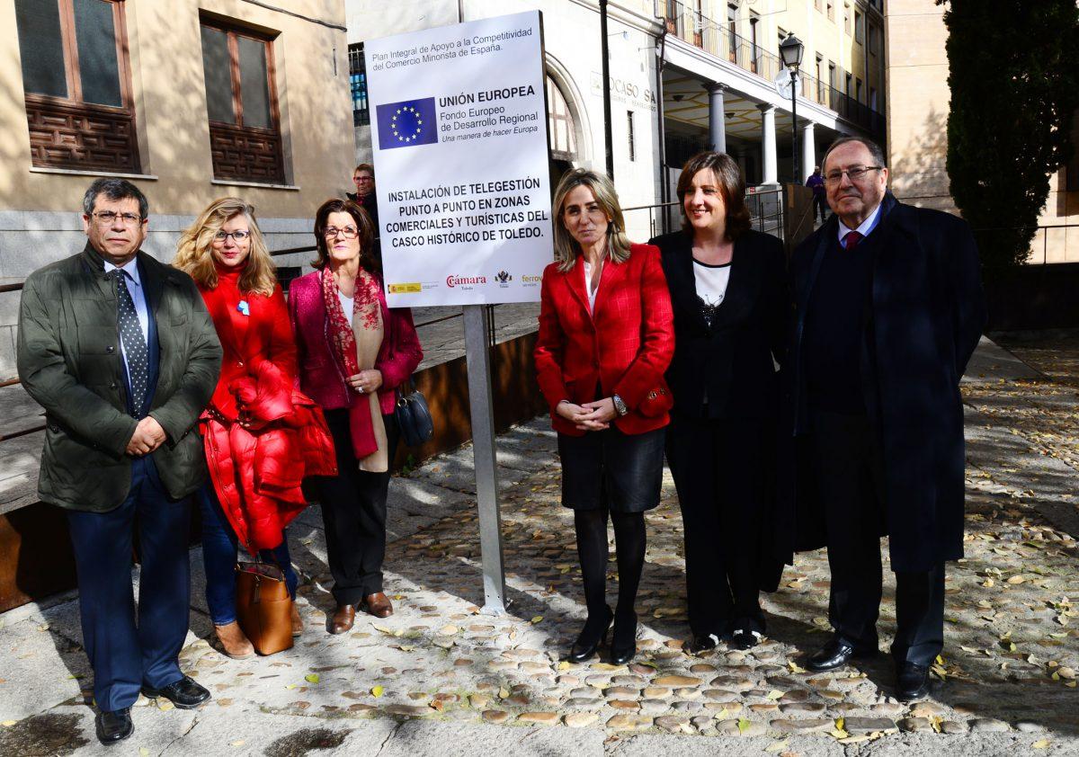http://www.toledo.es/wp-content/uploads/2015/12/visita00-1200x842.jpg. La alcaldesa pone en valor la colaboración institucional para el desarrollo económico y la creación de empleo en la ciudad