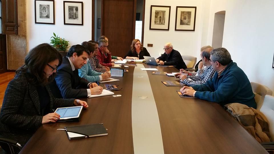 La concejalía de Turismo informa en la Comisión Ejecutiva de la Capitalidad Gastronómica de las actividades de FITUR