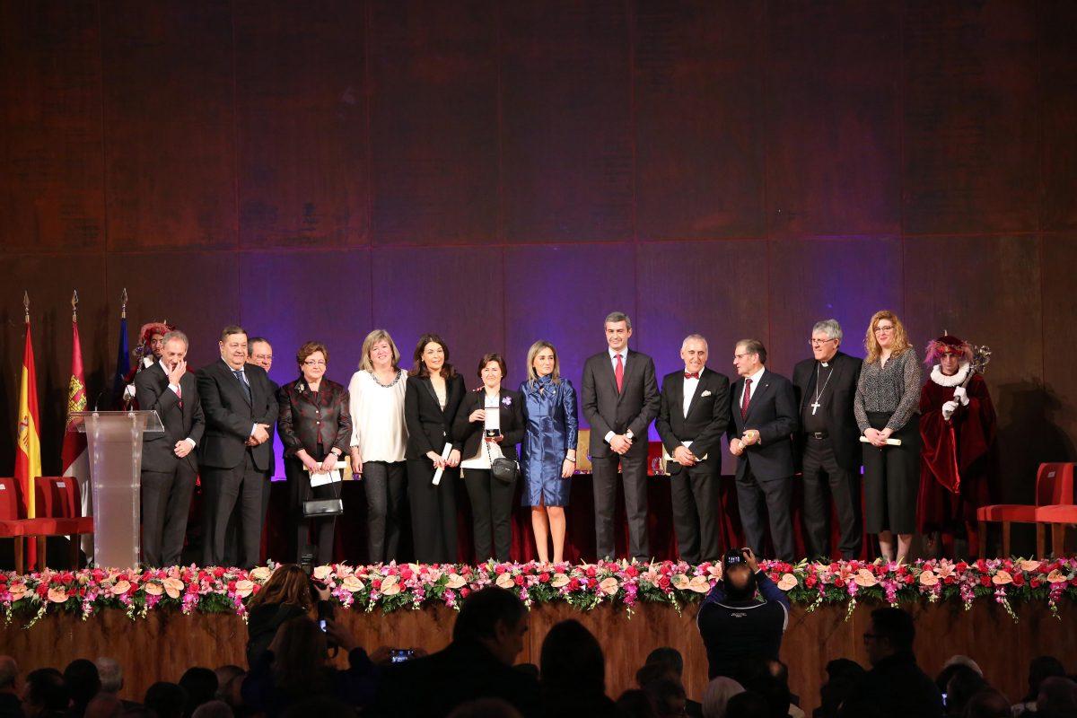"""Tolón: """"El futuro de Toledo pasa por apostar por la modernización, competitividad y la cohesión social"""""""