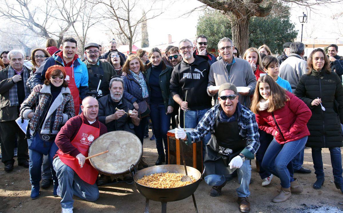 http://www.toledo.es/wp-content/uploads/2016/01/concurso_migas00-1200x748.jpg. Amplia participación en el XIII Concurso de Migas Navideñas, dedicado a la Capitalidad Española de la Gastronomía
