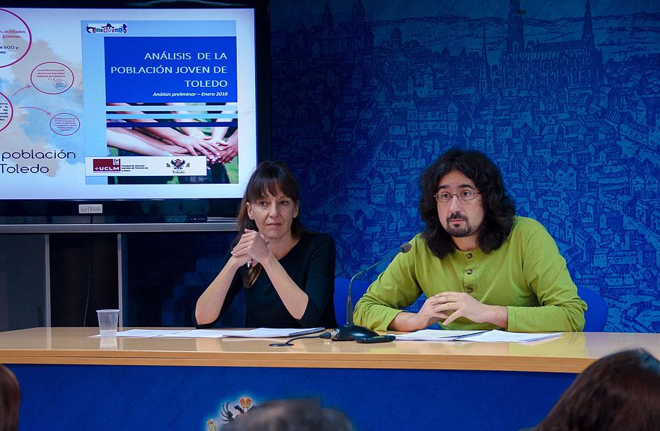 Juventud aprovechará el estudio 'Análisis de la Población Joven de Toledo' para incentivar alternativas de futuro para los jóvenes