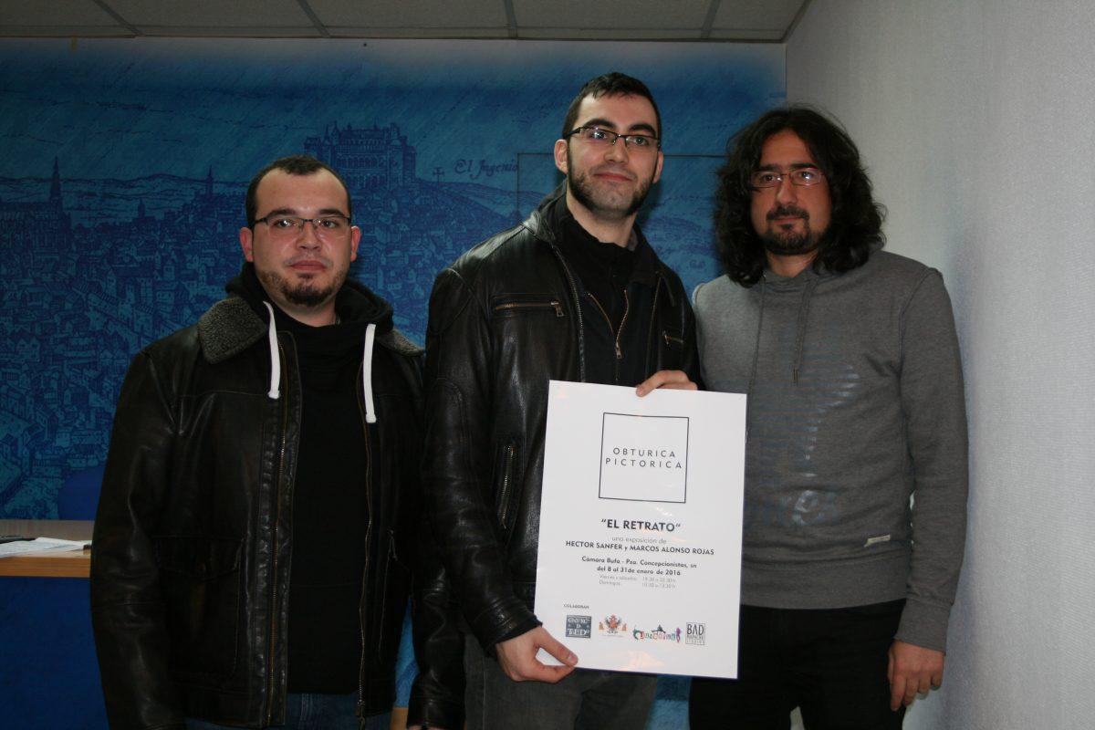 Juventud reivindica su compromiso por dinamizar la cultura joven en la presentación de la muestra 'Obtúrica Pictórica'