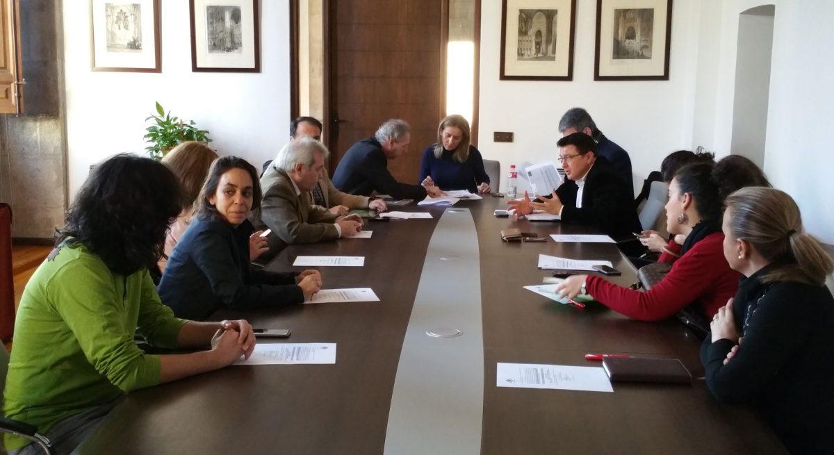 La Junta de Gobierno aprueba la propuesta municipal para optar a los fondos FEDER para el desarrollo y la integración de barrios