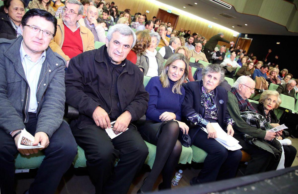 La alcaldesa de Toledo traslada el apoyo municipal a la nueva Campaña contra el Hambre presentada por Manos Unidas