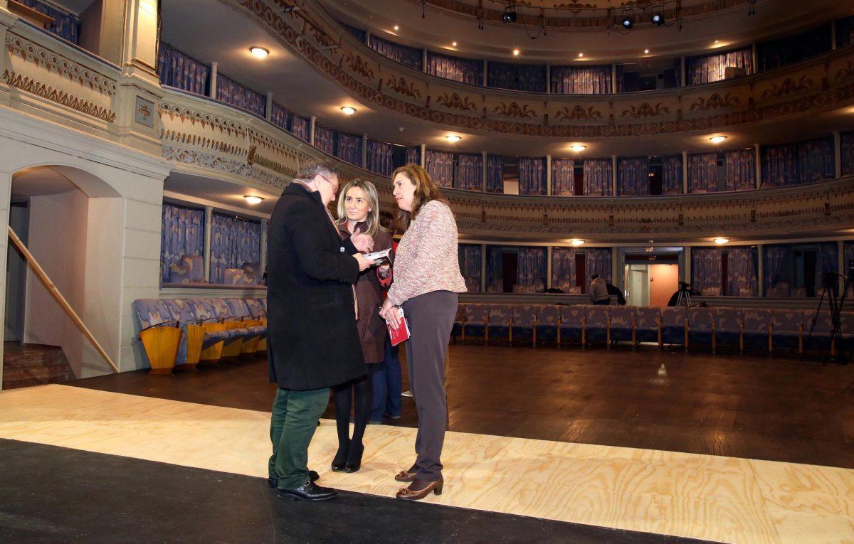 """El Teatro de Rojas activa su centenaria maquinaria para poner en escena el ciclo contemporáneo """"Patio Arriba"""""""