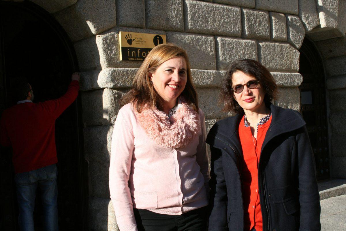 Press trip de una revista francesa para interesarse por la oferta turística de Toledo centrada en la figura de El Greco